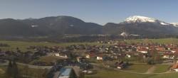 Archiv Foto Webcam Panoramakamera Reit im Winkl 02:00