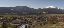 Archiv Foto Webcam Panoramakamera Reit im Winkl 04:00
