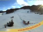 Archiv Foto Webcam Golfplatz und Skigebiet Obersalzburg 04:00