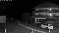 Archived image Webcam Hotel Alpenhof - Schoenau 22:00