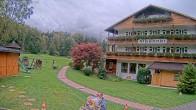 Archived image Webcam Hotel Alpenhof - Schoenau 06:00