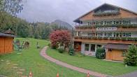 Archived image Webcam Hotel Alpenhof - Schoenau 08:00