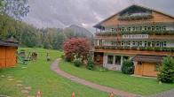 Archived image Webcam Hotel Alpenhof - Schoenau 10:00