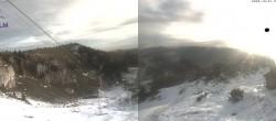 Archiv Foto Webcam Blick vom Idealhang 02:00