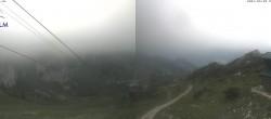 Archiv Foto Webcam Blick vom Idealhang 08:00