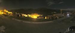 Archived image Webcam La Plagne Ski School 22:00