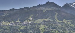 Archived image Webcam Vanoise Express Panorama 04:00