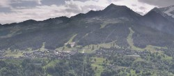 Archiv Foto Webcam La Plagne Villages Panorama 04:00