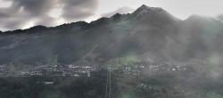 Archiv Foto Webcam La Plagne Villages Panorama 02:00