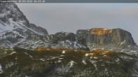 Archiv Foto Webcam Le Pic de Bure (2709m) 02:00