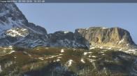 Archiv Foto Webcam Le Pic de Bure (2709m) 04:00