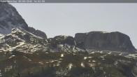 Archiv Foto Webcam Le Pic de Bure (2709m) 08:00
