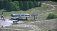 Archiv Foto Webcam Talstation Le Pelourenq 13:00