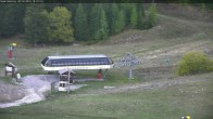 Archiv Foto Webcam Talstation Le Pelourenq 04:00