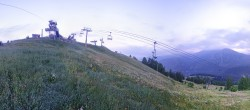 Archiv Foto Webcam Panorama La Colmiane Gipfel 00:00