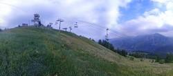 Archiv Foto Webcam Panorama La Colmiane Gipfel 02:00