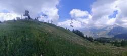 Archiv Foto Webcam Panorama La Colmiane Gipfel 06:00