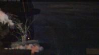 Archiv Foto Webcam Les Contamines: Piste des Loyers 02:00