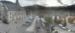 Archiv Foto Webcam Zentrum Le Grand Bornand 02:00