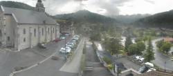 Archived image Webcam Centre Le Grand Bornand 02:00