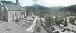 Archived image Webcam Centre Le Grand Bornand 04:00
