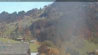 Archiv Foto Webcam Ortschaft Grand Bornand 07:00