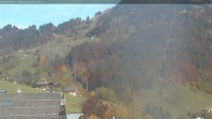 Archiv Foto Webcam Ortschaft Grand Bornand 09:00