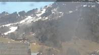 Archiv Foto Webcam Ortschaft Grand Bornand 13:00