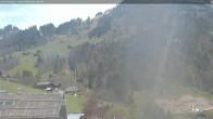 Archiv Foto Webcam Ortschaft Grand Bornand 08:00