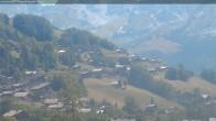 Archiv Foto Webcam Ortschaft Le Grand Bornand III 06:00