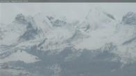Archiv Foto Webcam Grand Bornand Panorama 06:00
