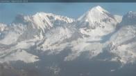 Archiv Foto Webcam Grand Bornand Panorama 08:00