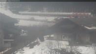 Archiv Foto Webcam Grand Bornand: Blick ins Biathlonstadion 02:00
