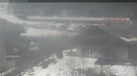 Archiv Foto Webcam Grand Bornand: Blick ins Biathlonstadion 04:00