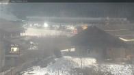 Archiv Foto Webcam Grand Bornand: Blick ins Biathlonstadion 08:00