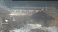 Archiv Foto Webcam Grand Bornand: Blick ins Biathlonstadion 10:00