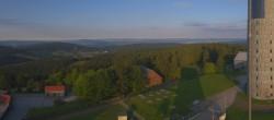 Archiv Foto Webcam Panorama Großer Inselsberg - Trusetal-Brotterode 05:00