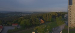 Archived image Webcam Panoramic view from Großer Inselsberg 00:00