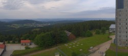 Archived image Webcam Panoramic view from Großer Inselsberg 02:00
