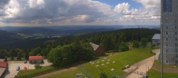 Archived image Webcam Panoramic view from Großer Inselsberg 06:00