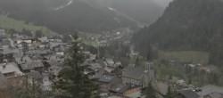 Archived image Webcam Châtel village 02:00