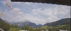 Archiv Foto Webcam La Chapelle d´Abondance: Mont Chauffé & Cornettes de Bise 04:00
