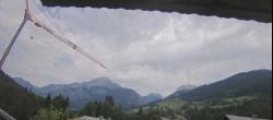 Archiv Foto Webcam La Chapelle d´Abondance: Mont Chauffé & Cornettes de Bise 06:00