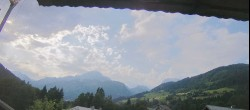 Archiv Foto Webcam La Chapelle d´Abondance: Mont Chauffé & Cornettes de Bise 12:00