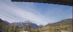 Archiv Foto Webcam La Chapelle d´Abondance: Mont Chauffé & Cornettes de Bise 13:00