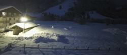Archived image Webcam La Chapelle d´Abondance (Mont de Grange) 12:00