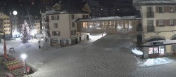 Archiv Foto Webcam Les Arcs - Arc 1950 22:00