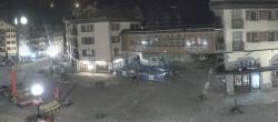 Archived image Webcam Les Arcs - Village Arc 1950 23:00