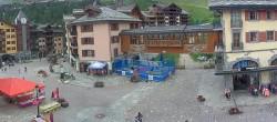 Archived image Webcam Les Arcs - Village Arc 1950 09:00