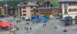 Archived image Webcam Les Arcs - Village Arc 1950 13:00